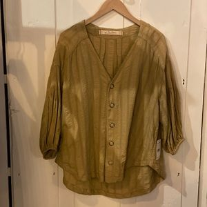 Free People Blouse - NWT - Sizes XS & S